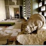 museo di Bagdad saccheggiato durante l'occupazione dell'Iraq