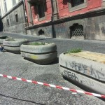 progetto panchina urbana Napoli 2014