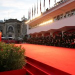 red carpet Venezia