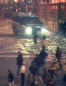 catania scontri durante i quali fu ucciso l'ispettore Raciti