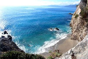 Punta Crena Varigotti Liguria