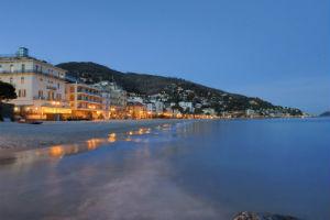 Spiaggia di Alassio  Savona