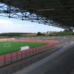 stadio ripulito dai volontari Taranto