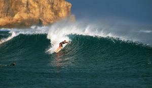 fare surf in italia posti