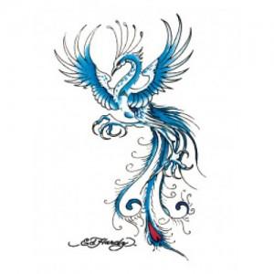 Tatto araba fenice
