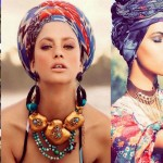 turbante chic nuova tendenza glamour estate 2014