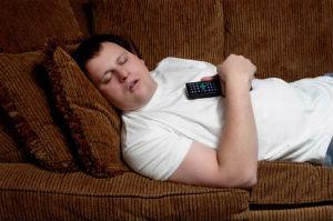 area del cervello non è in grado di captare gli stimoli pigrizia e inattivo