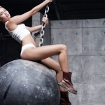 Miley wrecking ball