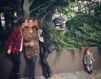 Belen Rodriguez Instagram: piovone critiche per la mamma Veronica Cozzani
