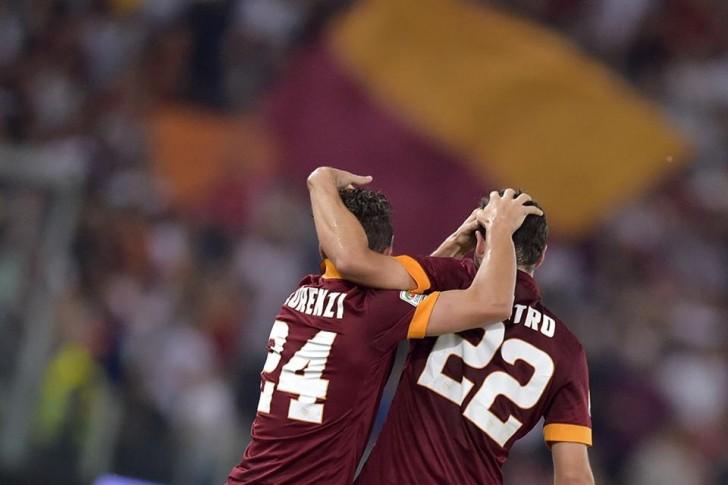 La Roma in Champions League