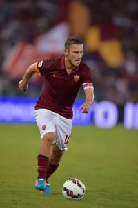 Francesco Totti della Roma