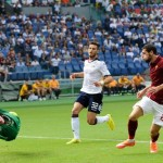 il gol di Destro della Roma