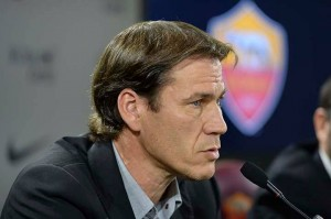 Rudi Garcia tecnico della Roma
