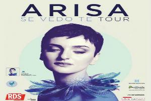 """""""Se Vedo Te Tour"""" 9 e 13 dicembre 2014 Arisa gran finale concerto"""