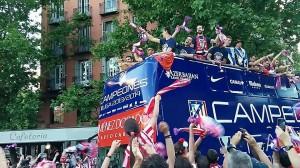 Atlético Madrid in Champions