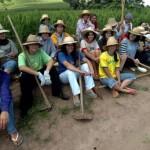 Brasile Noiva do Cordeiro città abitata da sole donne