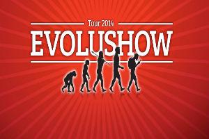 Enrico Brignano teatro 2014 nuovo spettacolo evolushow date