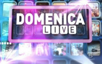 Domenica Live anticipazioni 12 Aprile 2015: Loredana Lecciso punta al primo posto nei Nuovi Mostri (video)