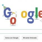 Doodle Google per compleanno 2014