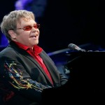 Elton John concerto ad Assago ( Milano) 4 dicembre 2014