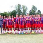 la squadra del Bayern Monaco