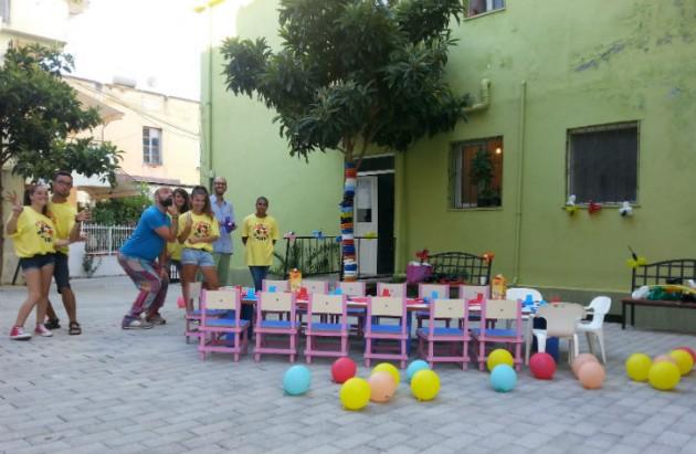 ospedale creativo missione Albania 2014