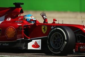 Alonso è uscito