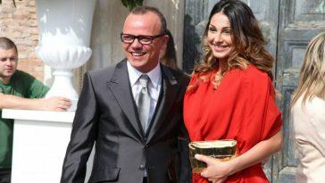 Gigi d'Alessio e Anna Tatangelo lasciati