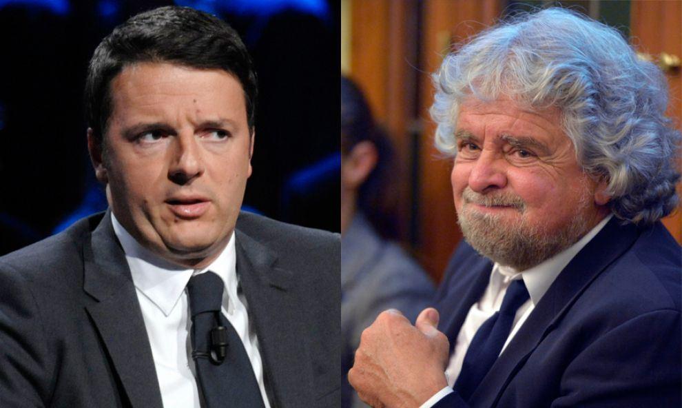 Beppe Grillo appello a Pd