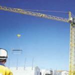 Roma infortunio sul lavoro crolla gru gravi due operai