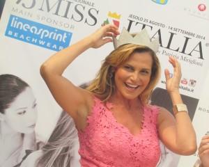 conferenza stampa Miss Italia