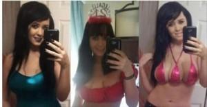 Jasmine Tridevil terzo seno finto