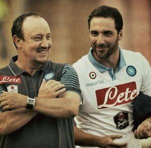 Benitez ed Higuain