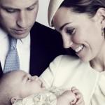 Kate Middleton e il principe William secondo figlio