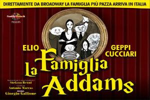 La famigli Addams, il musical. Dal 17 ottobre al 22 marzo 2015 a teatro in italia
