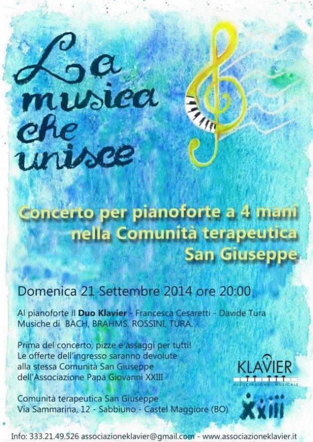 concerto Bologna 2014