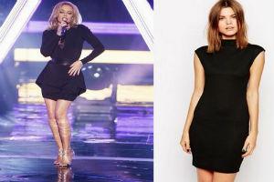 Look che slancia low cost copiato da Kylie Minogue
