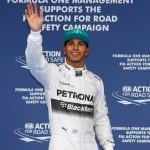Hamilton trionfa a Monza