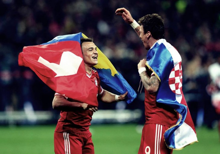 Mandzukic dell'Atletico Madrid