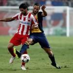 Mario Suarez dall'Atletlico al Napoli