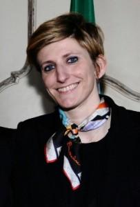 Michela Stancheris assessore al turismo della Regione siciliana