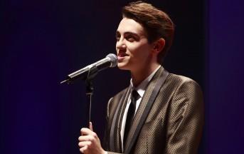 """Michele Bravi gossip, lo youtuber prossimo a Sanremo 2017 """"Mi sono innamorato di un ragazzo"""""""