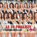 Miss italia 24 finaliste