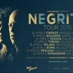 Negrita concerti dal 10 al 25 aprile 2015