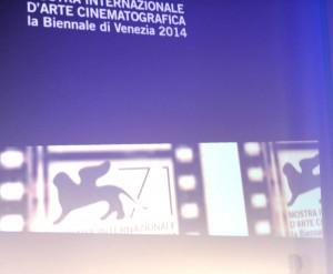 Mpostra del Cinema Venezia 2014 pif e Arca in Armani