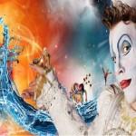 Cirque du Soleil tour Quidam dal 22 ottobre al 30 novembre 2014 in Italia