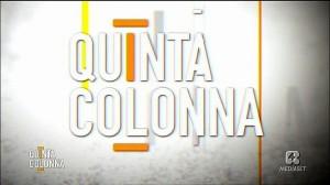 su Rete4 Quinta Colonna