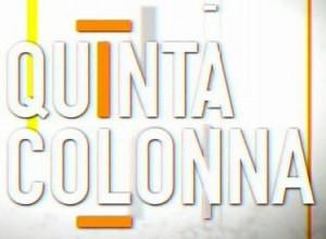 Quinta Colonna su Rete4