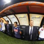 Benitez allenatore del Napoli