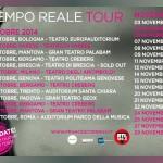 "Francesco Renga tou concerti ""Tempo Reale"" 2014 date"